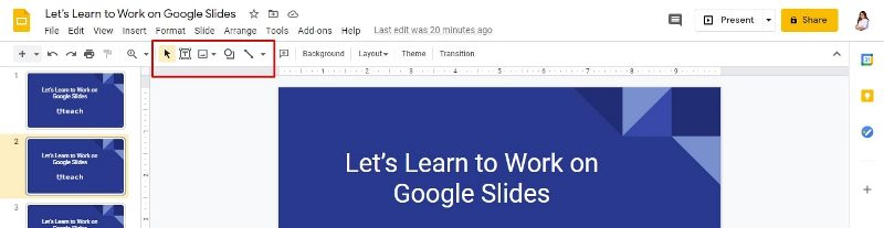 How to Change the Way You View Slides on Google Slides